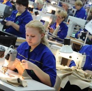 Лёгкая промышленность России – состояние и перспективы развития