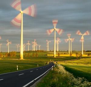 Солнечные панели и ветрогенераторы, как замена атомных и тепловых электростанций