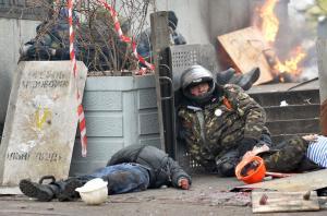 Расстрел Майдана: годовщина начала катастрофы в незалежной