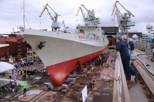 ВМФ России: ошибки в строительстве флота надо поправить