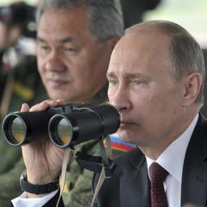 Как Владимир Путин сражается за Россию