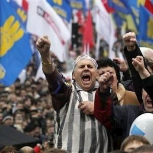 Кто и как устроил киевский «Евромайдан»