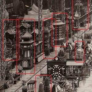 Промышленные выставки в прошлом, в конце 19 и в начале 20 веков