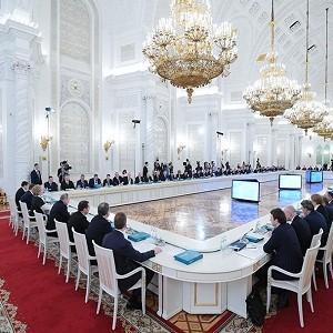 Заседание Государственного совета по развитию конкуренции в стране