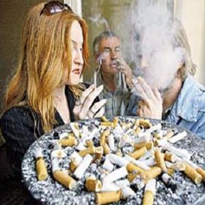 Письмо курящей девушке от Фёдора Углова