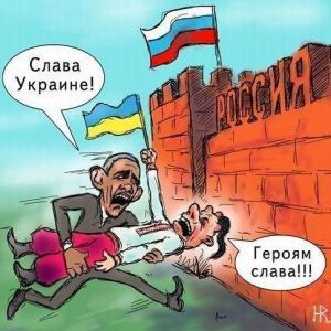 Война на Украине – это война сионистов против России руками русского народа