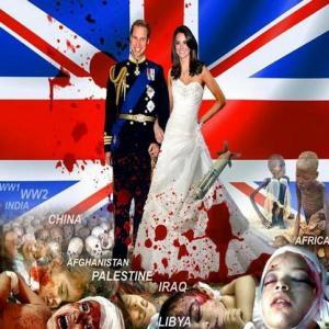 Англия – типичный пример западной паразитической людоедской цивилизации
