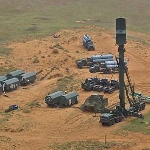 Подготовка ПВО Сирии к отражению атаки коалиции бандитов во главе с США
