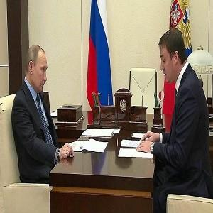 Владимир Путин назначил Дмитрия Патрушева министром сельского хозяйства