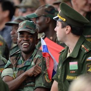Россия в Африке активно наращивает своё влияние