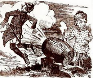 Потребление алкоголя в России всегда было чем-то неестественным