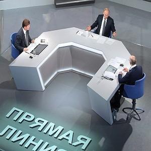 Владимир Путин ответил на вопросы граждан России на прямой линии