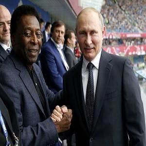 Россия проводит чемпионат мира по футболу 2018, который является ключевой фазой Третьей мировой войны