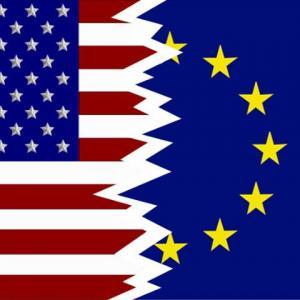 Евросоюз: вместе с Россией против США