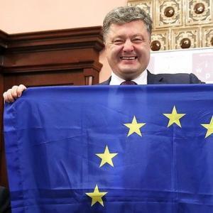 Украинцы в Европе, хлебнув лиха, начинают понемногу умнеть