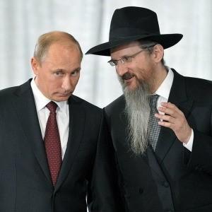 Война Путина против хабада