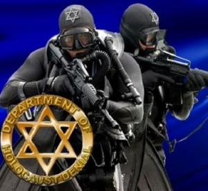 Холокост – еврейский гешефт на пепле