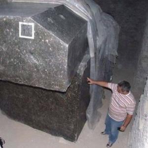 Следы древних технологий высокоразвитой цивилизации, находящиеся в Египте