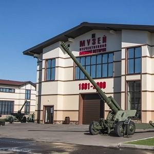 Кому принадлежат военные музеи России?