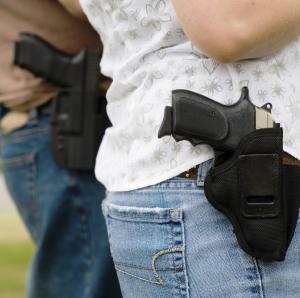 Паразиты не хотят, чтобы у людей было оружие для защиты своей жизни
