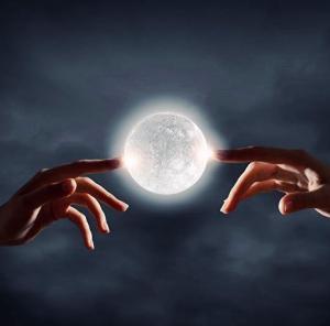 Луна – это искусственный космический объект