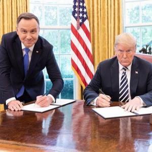 Зачем Польше американская военная база