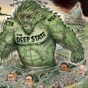 Глубинное государство – мировое правительство: кто таскает «каштаны из огня» этим паразитам