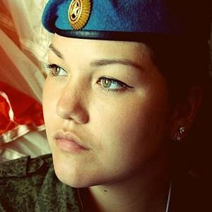 Женщины в десантных войсках. День спецназа Вооруженных сил России