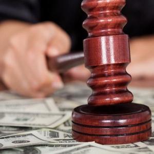 500000 евро следователю! – сказала судья