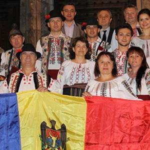Молдавию, как и другие «братские республики» создали евреи-большевики, расчленяя Русь