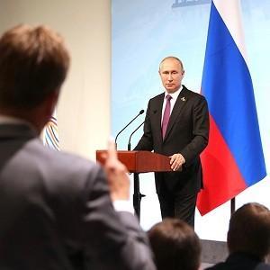 Владимир Путин ответил на вопросы журналистов по окончании саммита G20