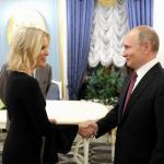 Последнюю реплику Путина NBC вырезал