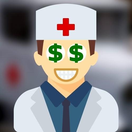 Врачи зарабатывают на наших болезнях
