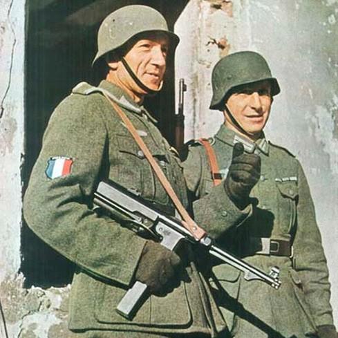 Франция – союзница фашистской Германии