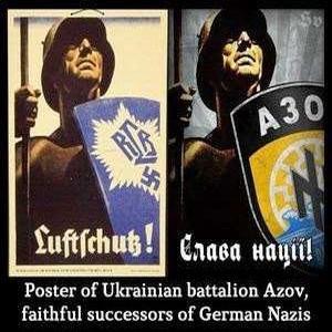 Нацисты на страже «свободы» и демократии