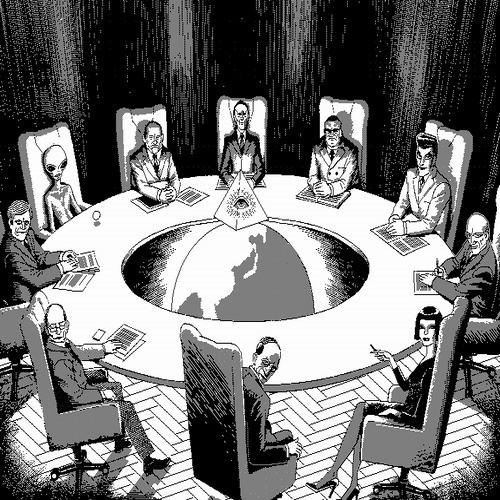 Закат и агония мирового правительства