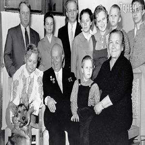 Хрущёв – семейный подлец