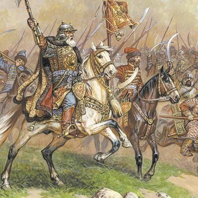 Великая битва, замалчиваемая историками