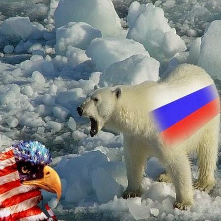Россия бьёт Арктикой по гегемонии США