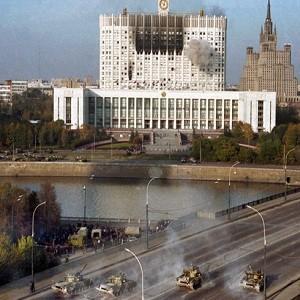 Как США осуществили в России революцию