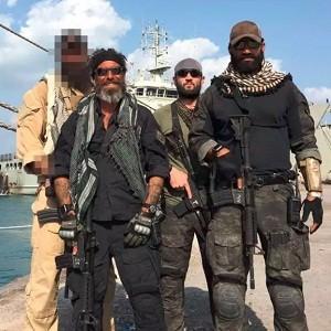 Американские наёмники на службе ОАЭ