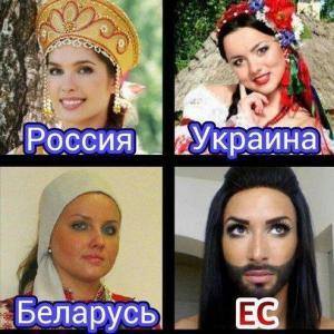 Две души русского самосознания