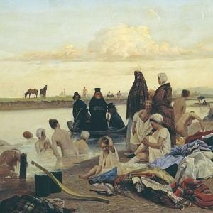 В России христианство появилось в 19 веке