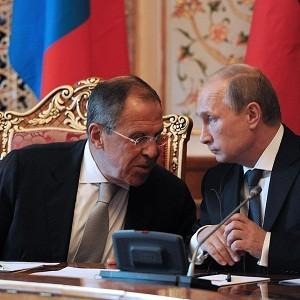 Неядерная триада Путин-Лавров-Шойгу в противостоянии с паразитическим Западом