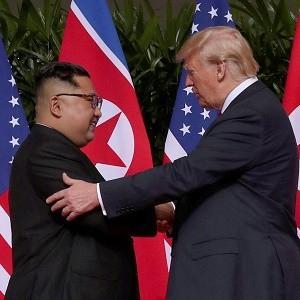 Провал в переговорах Трампа и Ким Чен Ына