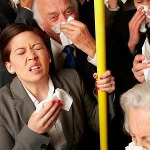 Привитые от гриппа распространяют грипп