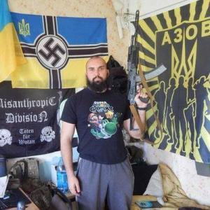 Фашизм на Украине – это «европейские либеральные ценности» без маски