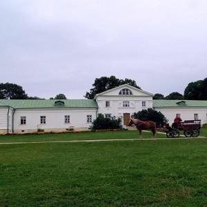 Тайна усадьбы Л.Н. Толстого Ясная поляна и легенды «Зелёная палочка»