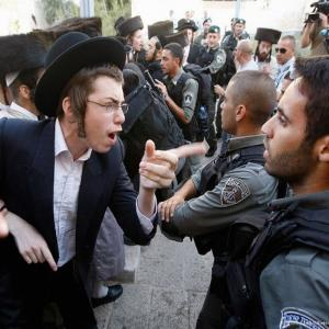 Иудаизм, как раковая опухоль, уничтожает Израиль, превращая его в огромную секту зомбированных евреев
