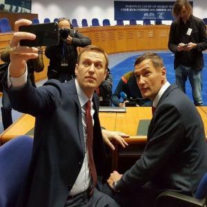 Алексей Навальный устроил прибыльный бизнес совместно с Европейским судом по правам человека